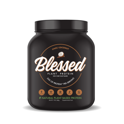 EHPLabs Blessed Plant-Based Protein