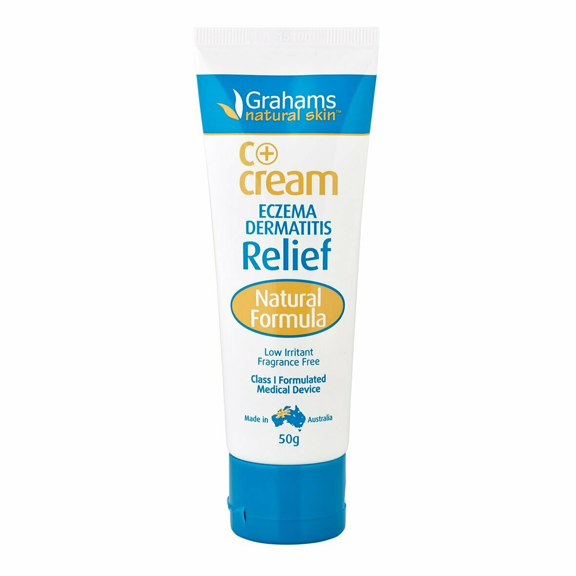 Grahams Natural C+ Eczema & Dermatitis Cream