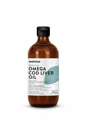 Melrose Omega Cod Liver Oil