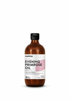 Melrose Organic Evening Primrose Oil
