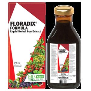 Floradix Formula Liquid Herbal Iron Extract
