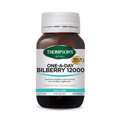 Thompson's One-A-Day Bilberry 12000