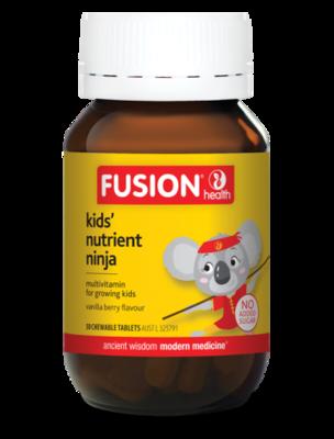 Fusion Health Kids' Nutrient Ninja