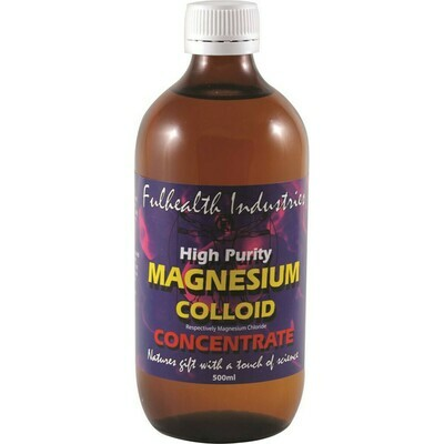 Fulhealth Industries High Purity Magnesium Colloid Concentrate
