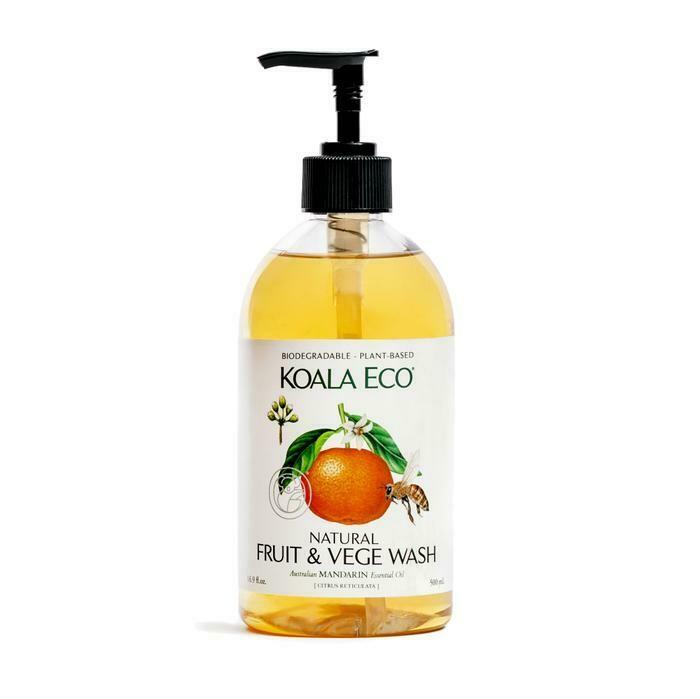 Koala Eco Natural Fruit & Vege Wash