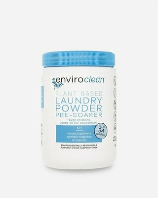 Enviroclean Plant Based Laundry Powder & Pre-soaker
