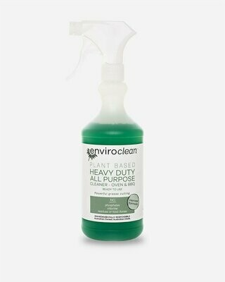 Enviroclean Plant Based Heavy Duty All Purpose Cleaner