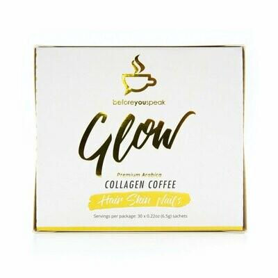 Before You Speak Coffee - Glow Collagen Coffee