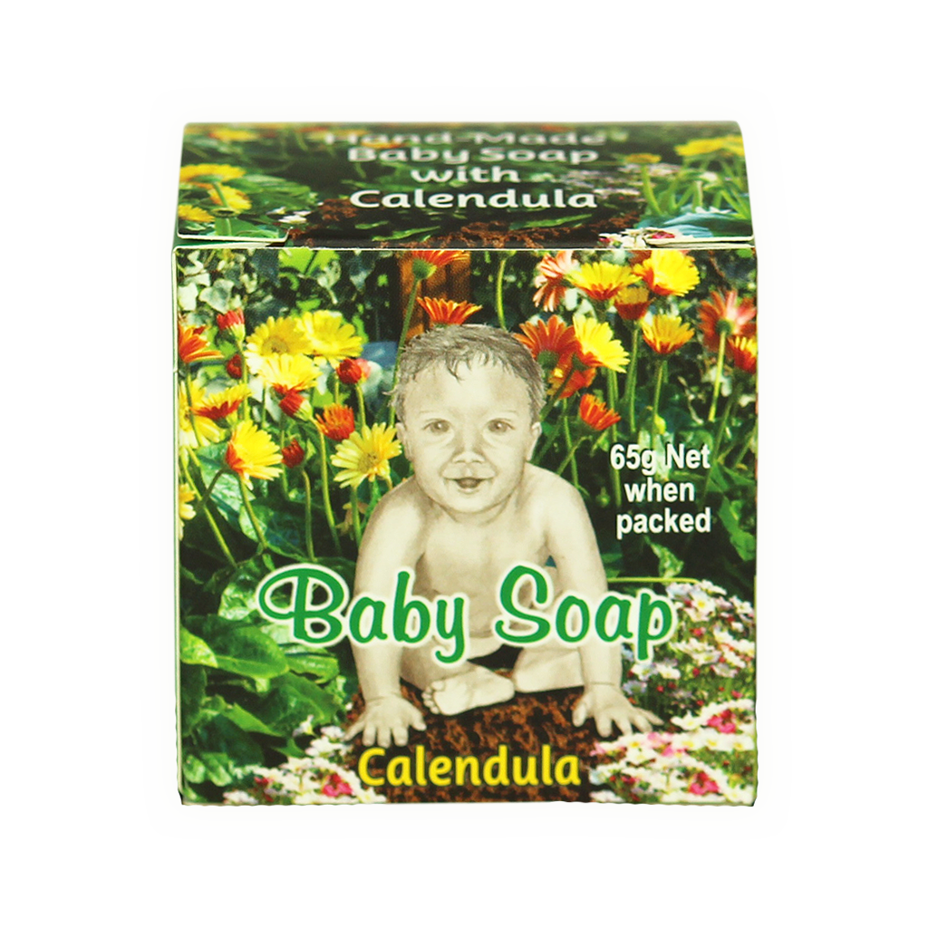Tinderbox Baby Soap Calendula