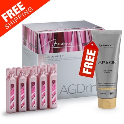 Axxzia AGtheory AG Drink 30 Day Box (*FREE Shipping)