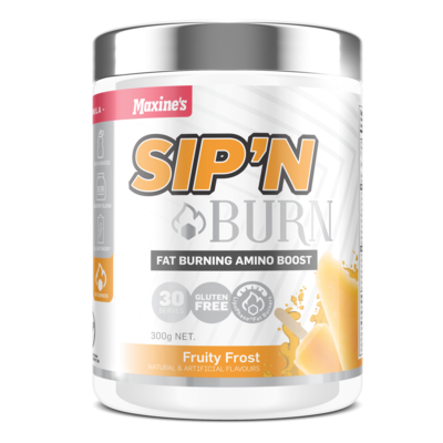 Maxine's Sip'N Burn Fat Burning Amino Boost
