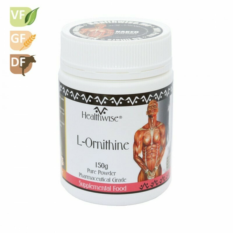 Healthwise L-Ornithine