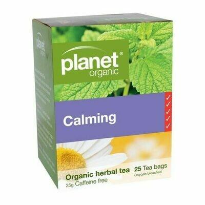 Planet Organic A - F Organic Tea Range