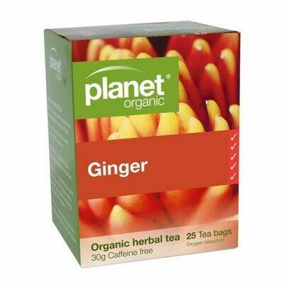 Planet Organic G - K Organic Tea Range