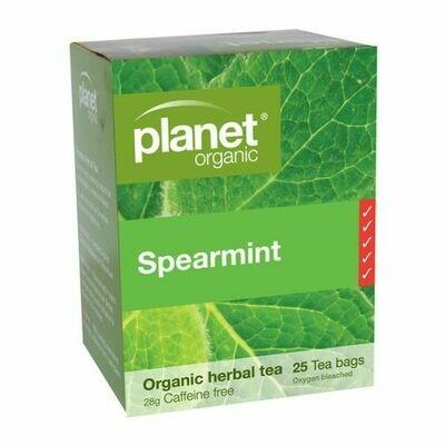 Planet Organic S - Z Organic Tea Range
