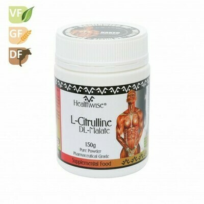 Healthwise L-Citrulline DL-Malate