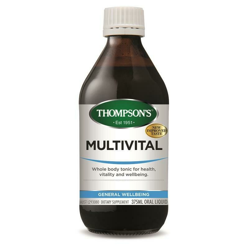 Thompson's MultiVital Oral Liquid