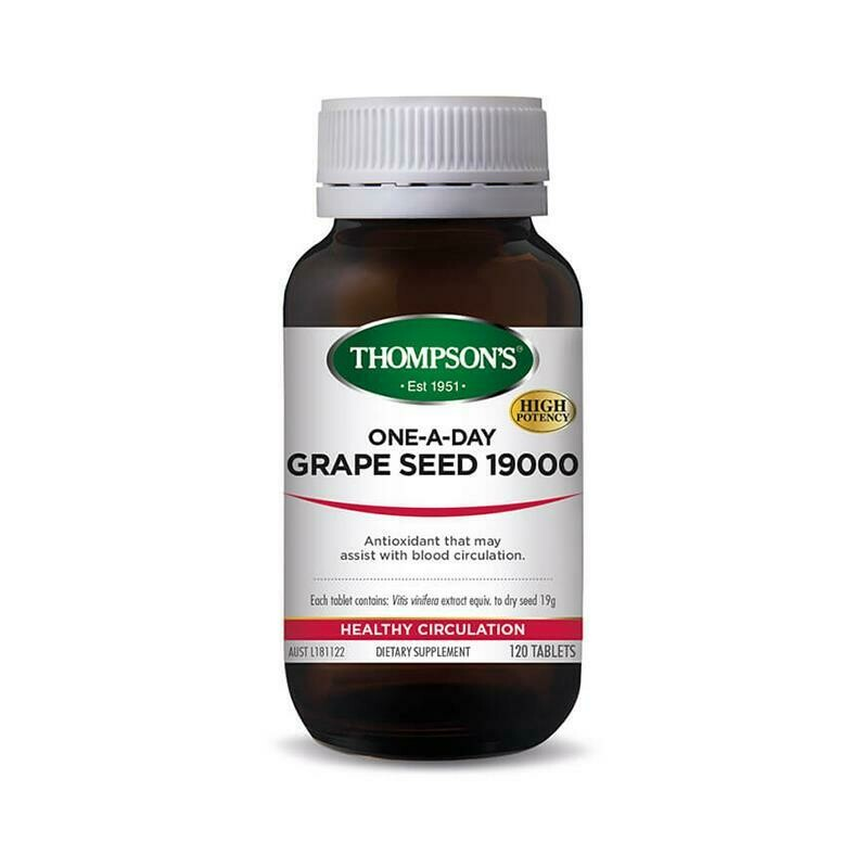 Thompson's One-A-Day Grape Seed 19000