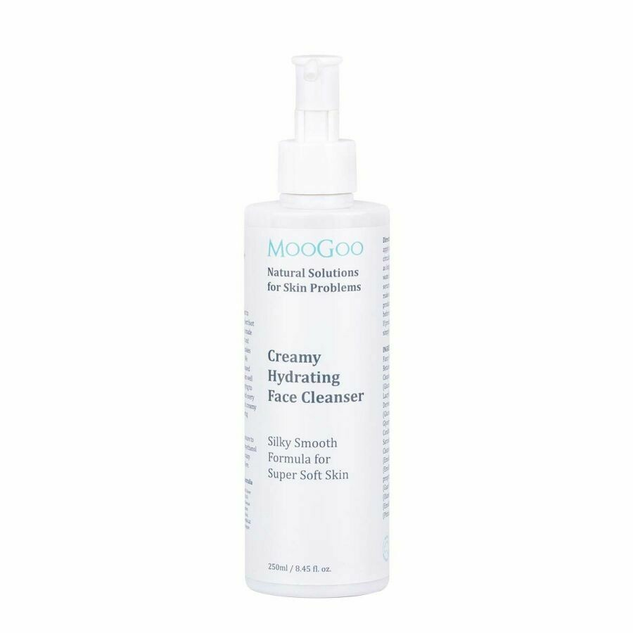 MooGoo Creamy Hydrating Face Cleanser