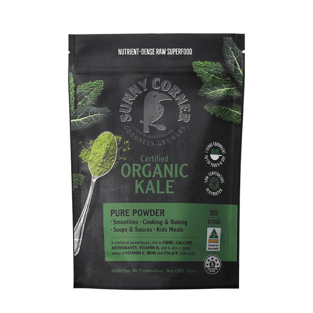 Sunny Corner Kale Powder