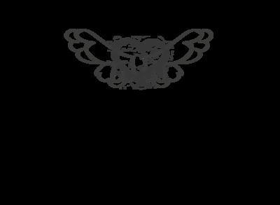 Angels Onesie & Lovely Pants, Blue Angel (2020 30% Discount)