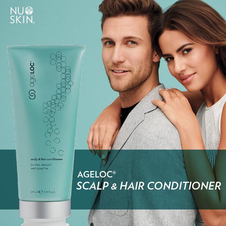 ageLOC Scalp & Hair Conditioner