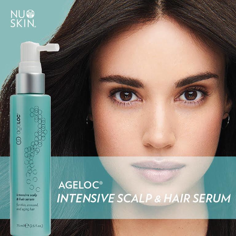 ageLOC Scalp & Hair Serum