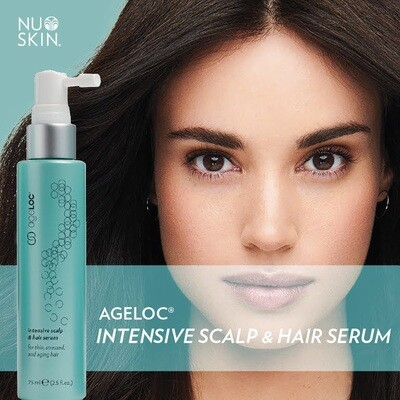 ageLOC Scalp & Hair Serum
