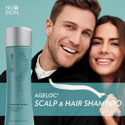 ageLOC Scalp & Hair Shampoo