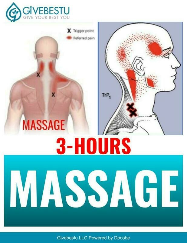 Massage 3-Hours CE Class