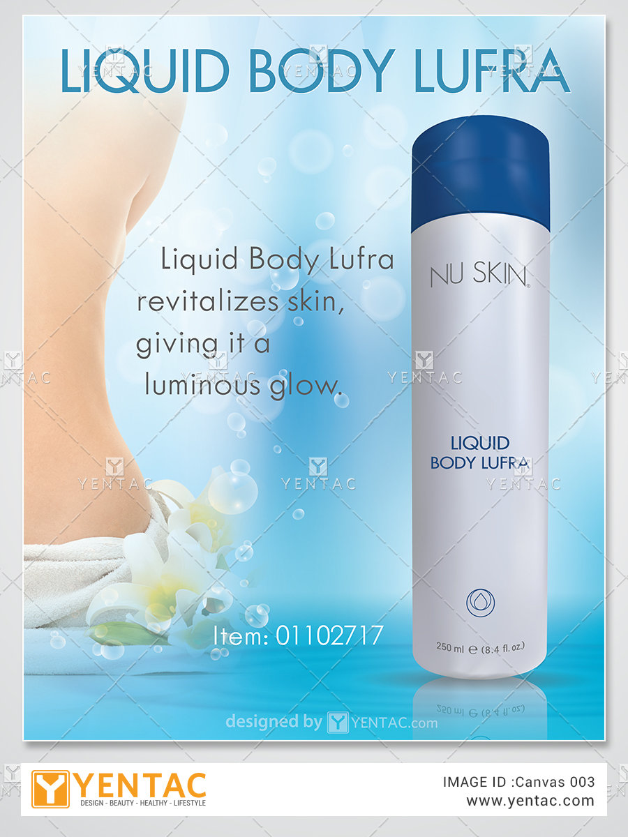 Liquid Body Lufra New