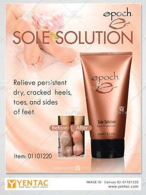 Sole Solution - Dry Feet