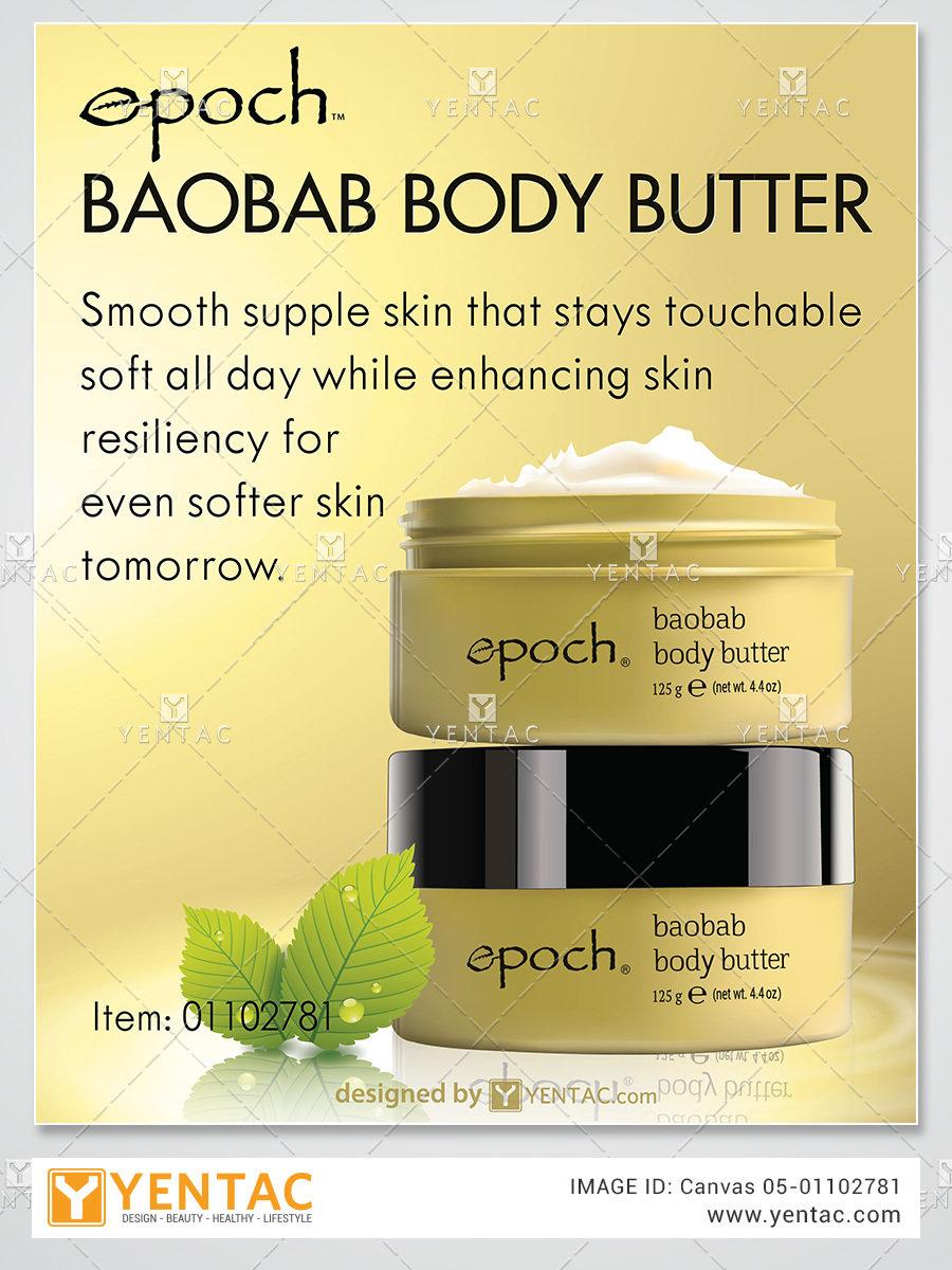 Baobab Body Butter