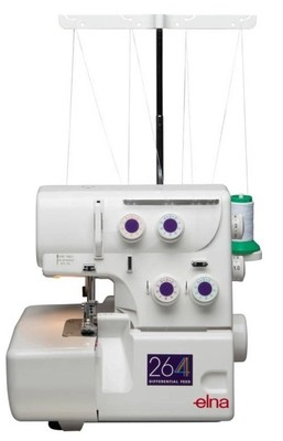 Máquina de costura Corte e Coze Elna 264