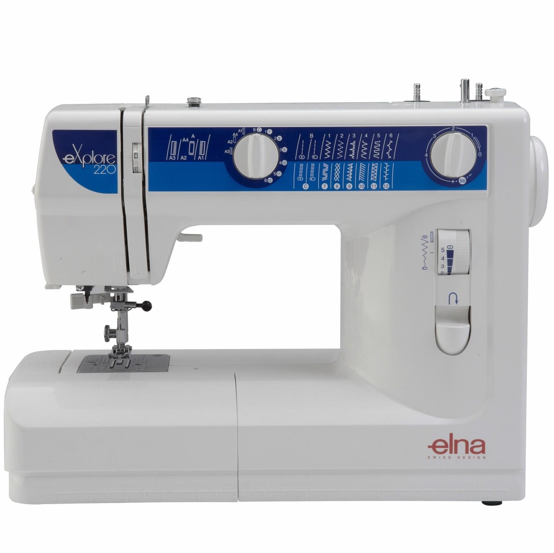 Máquina de Costura Elna 220 Explore