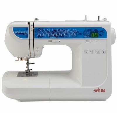 Máquina de Costura Elna 520 Experience