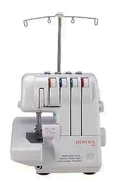 Máquina corte e cose Donna 844