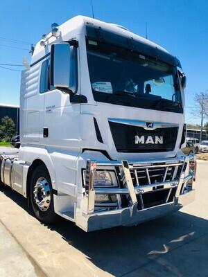 2019 MAN D38 580 Bullbar