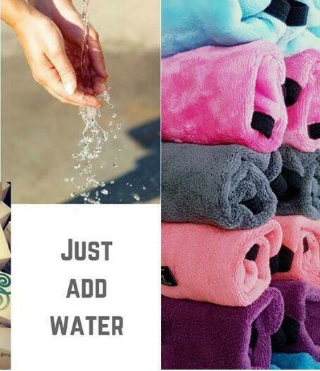 JUST ME Make-Up Remover Towellete