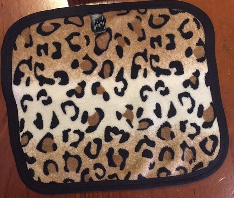 Leopard print JUST ME MAKEUP REMOVER