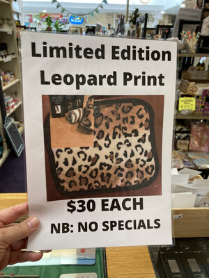 LEOPARD PRINT X 10 SPECIAL PACK