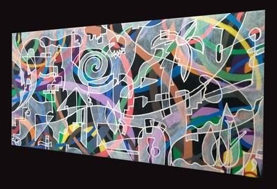 Acrylic Painting --
