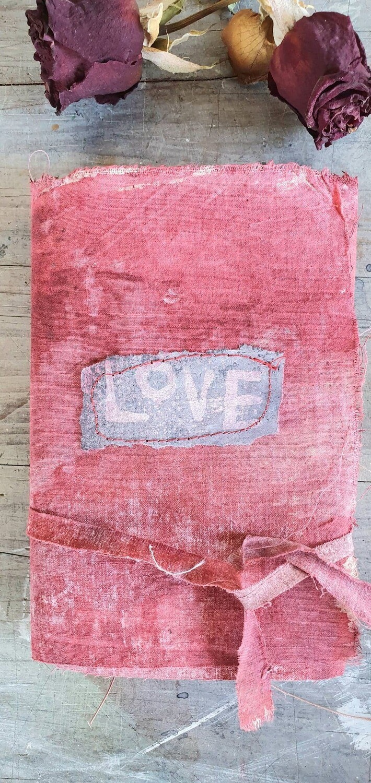 Valentines book love & stuff