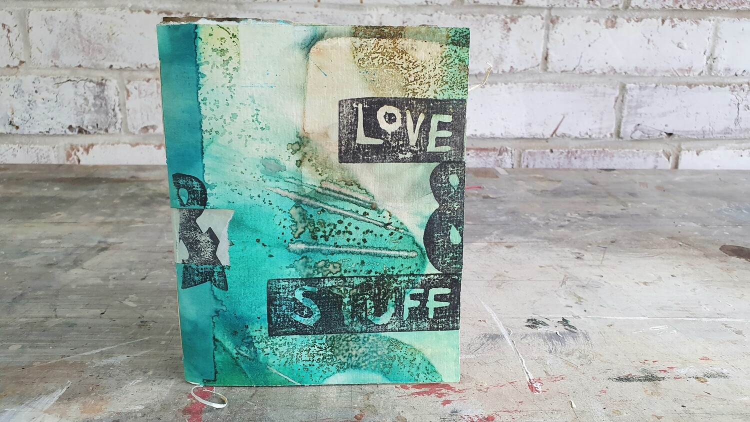 Love & Stuff (again) journal