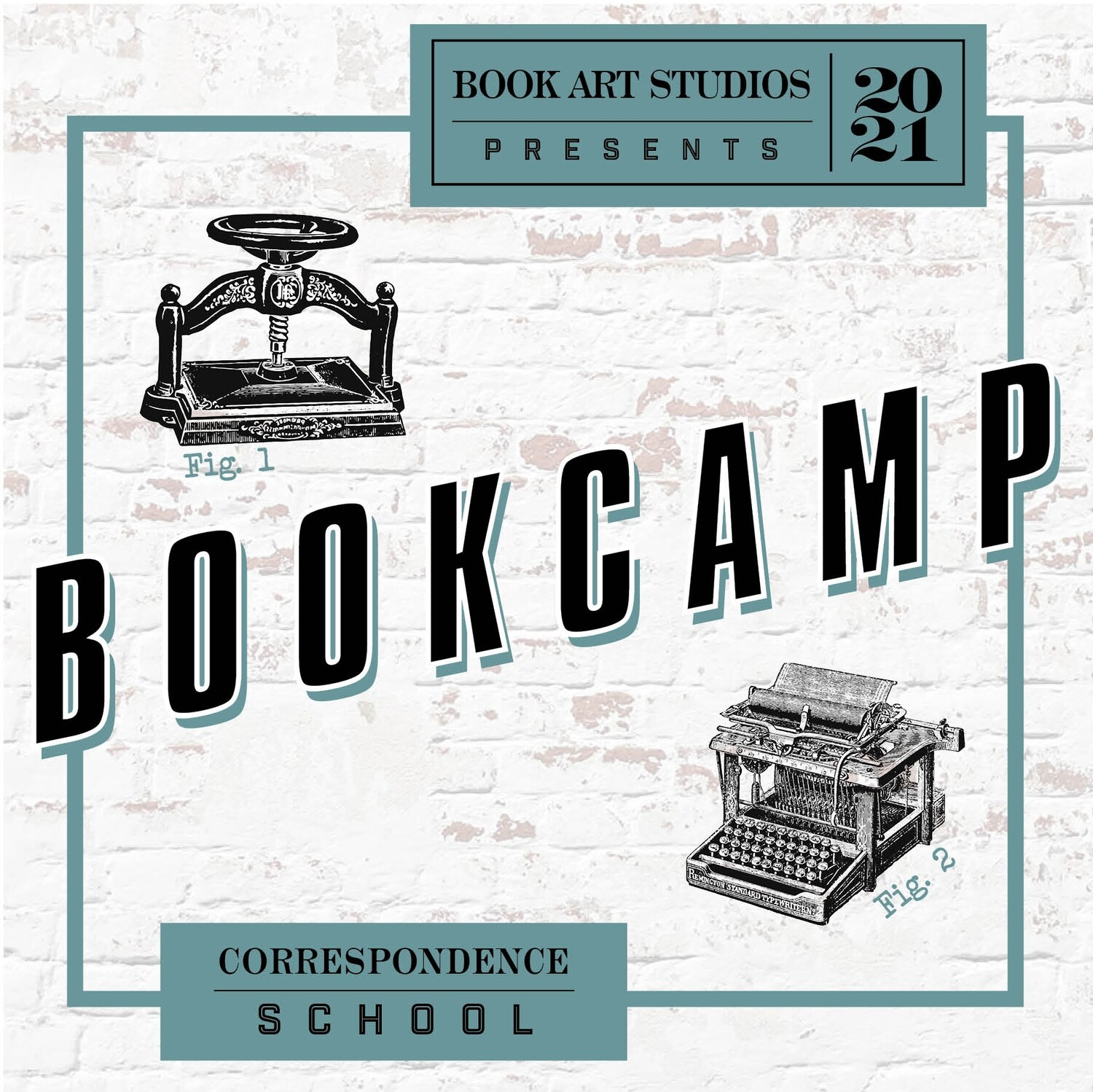 TUTORIAL: THE BOX SET all three book camp correspondence tutorials