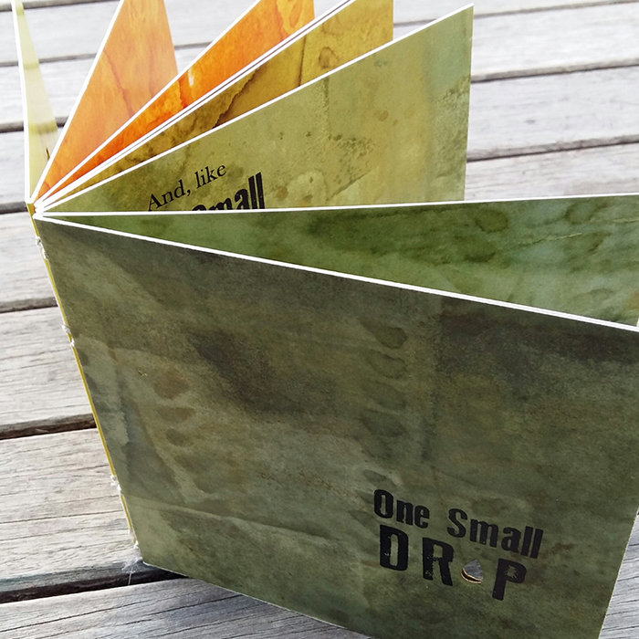 One Small Drop By Liz Constable
