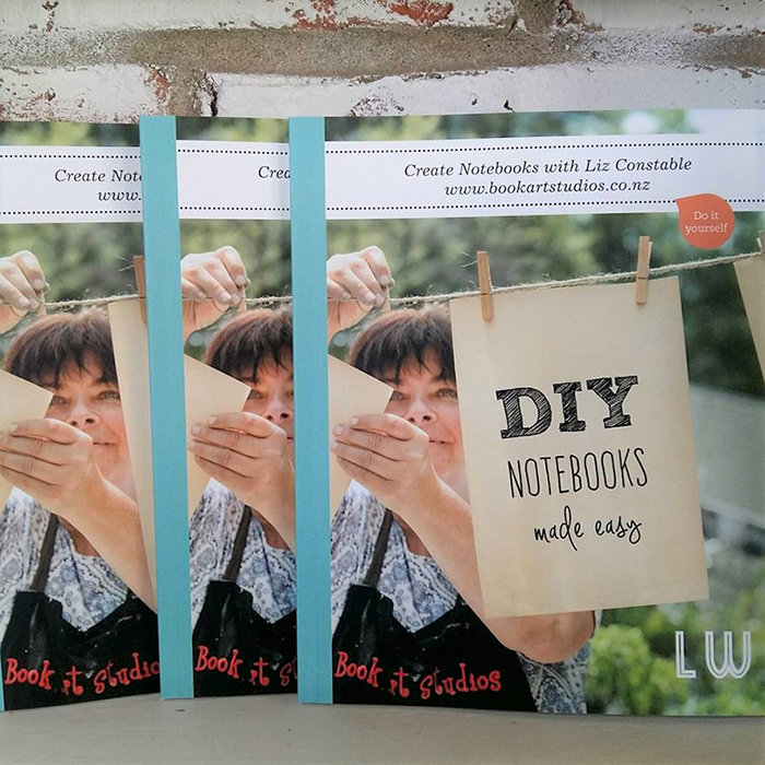 DIY Notebooks Made Easy by Liz Constable