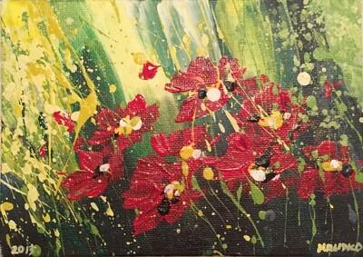 'Poppies' 8