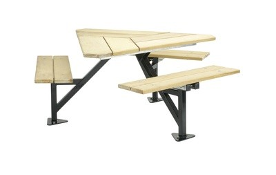 Timber Tri-Tables