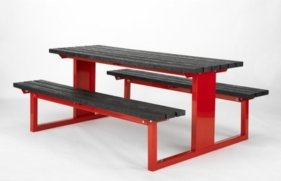 Forest-Saver picnic tables (411)